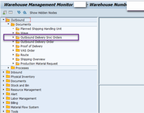 Z-Report to copy configurations of the SAP EWM warehouse