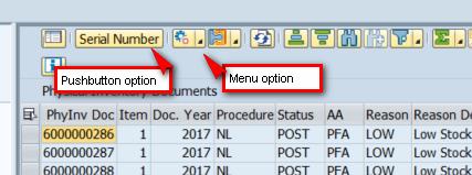 Method appearance in SAP EWM Warehouse Monitor - 02