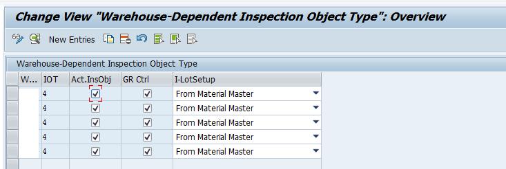 Quality inspection blocking in SAP EWM_13