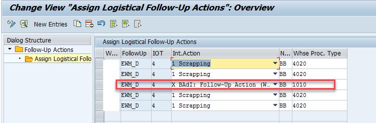Quality inspection blocking in SAP EWM_15