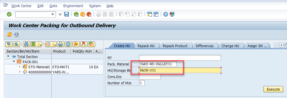 Stock Transport Order process with SAP EWM | WMexperts online
