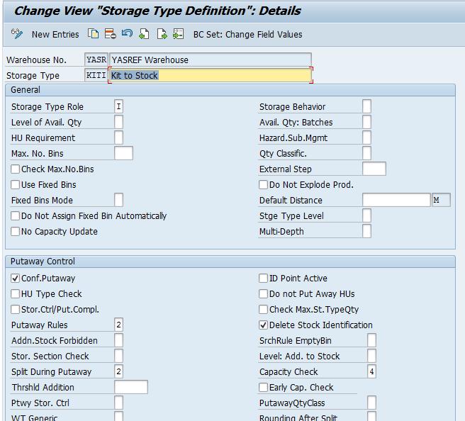 Kit-to-Stock with SAP ERP & EWM   WMexperts online