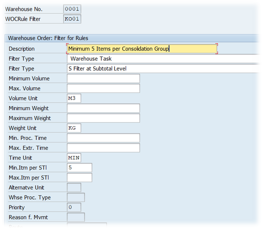 SAP EWM Warehouse order creation rules_15