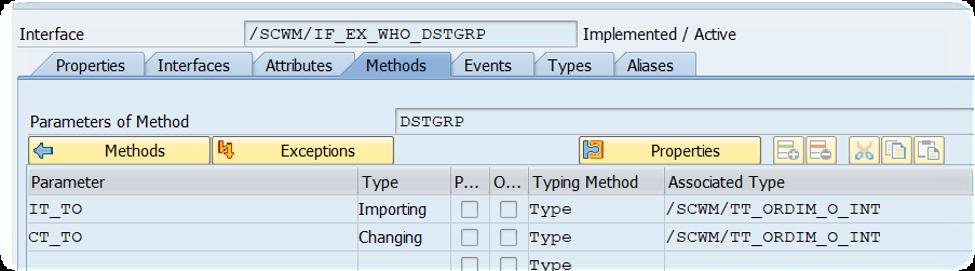 Enhance SAP EWM WOCRs_04