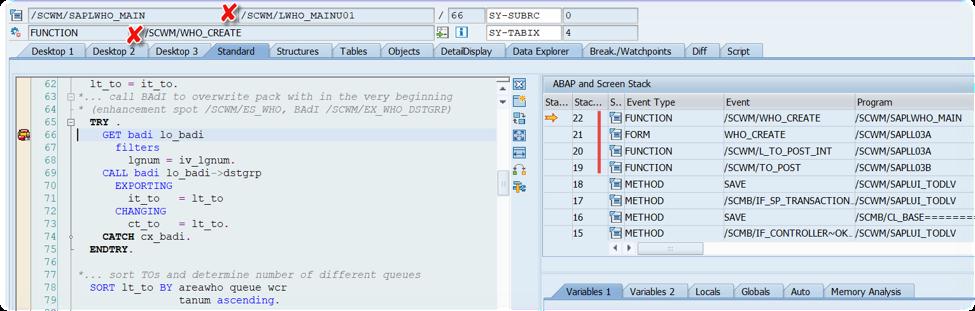 Enhance SAP EWM WOCRs_05