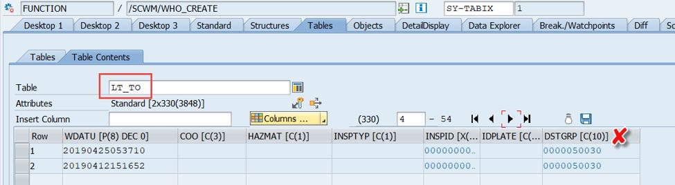 Enhance SAP EWM WOCRs_06