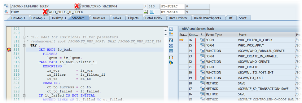 Enhance SAP EWM WOCRs_11