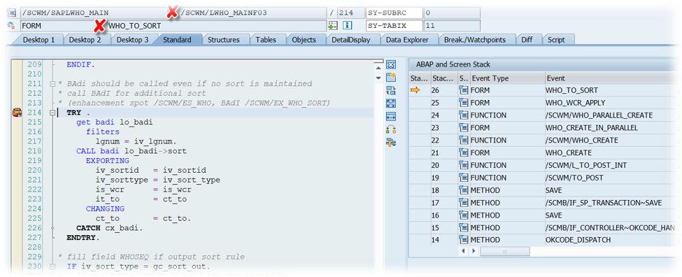 Enhance SAP EWM WOCRs_13