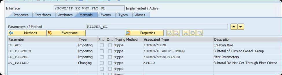 Enhance SAP EWM WOCRs_14