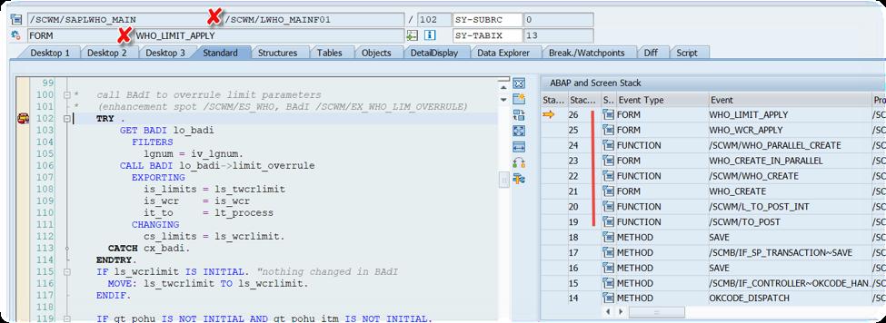 Enhance SAP EWM WOCRs_17