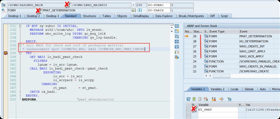 Enhance SAP EWM WOCRs_22
