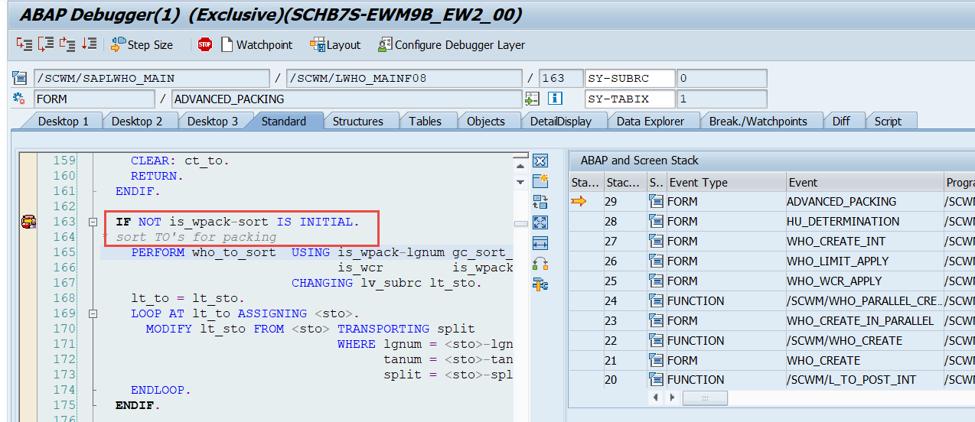 Enhance SAP EWM WOCRs_23_2