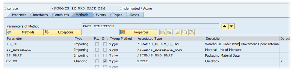 Enhance SAP EWM WOCRs_28