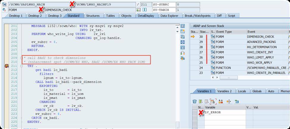 Enhance SAP EWM WOCRs_31