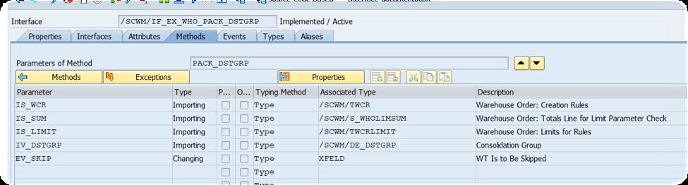 Enhance SAP EWM WOCRs_33