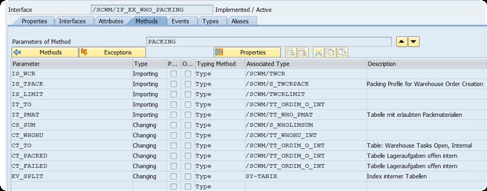 Enhance SAP EWM WOCRs_37
