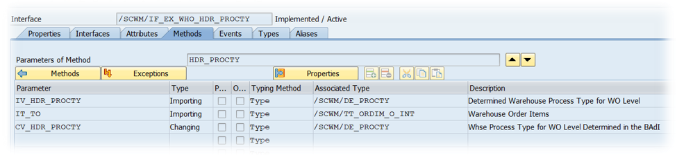 Enhance SAP EWM WOCRs_39